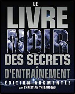 Avis livre noir des secrets d'entrainement
