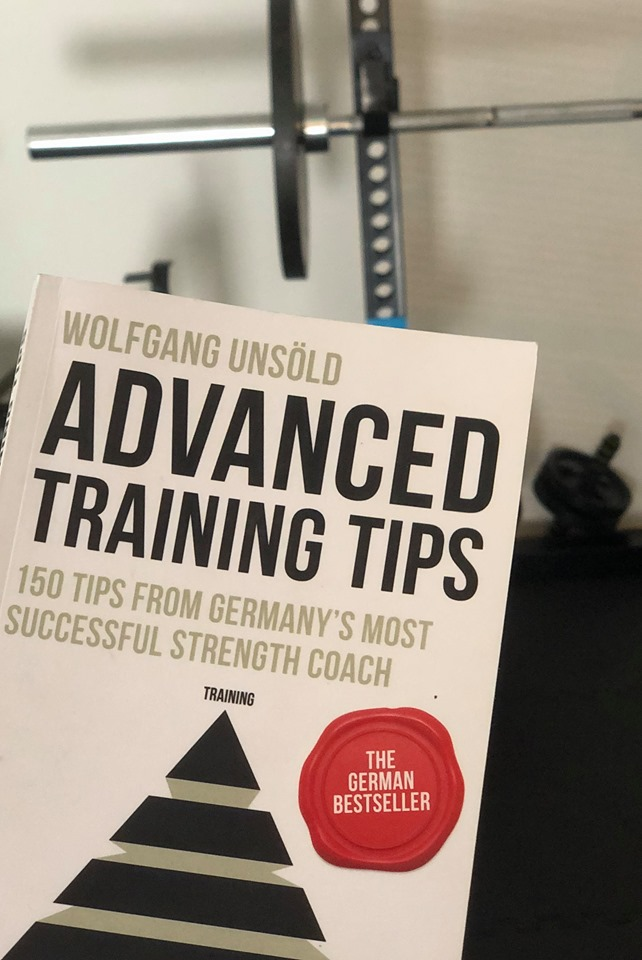 advanced training tips avis