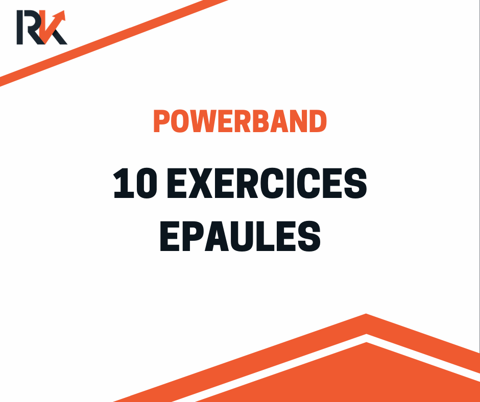 TOP 10 exercices épaules avec powerband