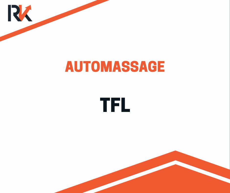 Automassage tenseur fascia lata