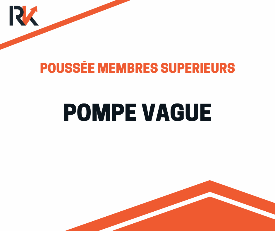 yoga push up - pompe vague