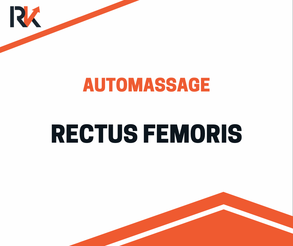 Automassgae rectus femoris
