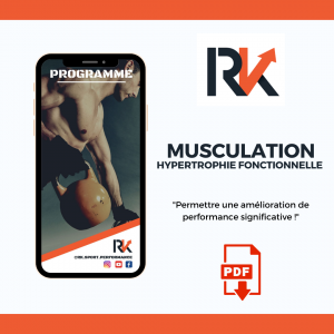 Programme hypertrophie fonctionnelle musculation