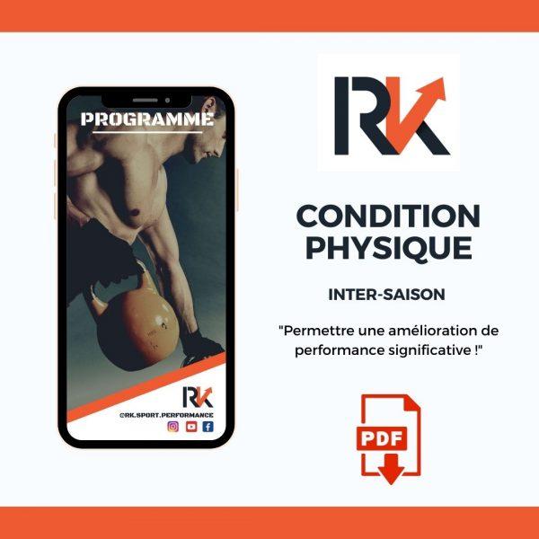 Programme inter-saison de condition physique